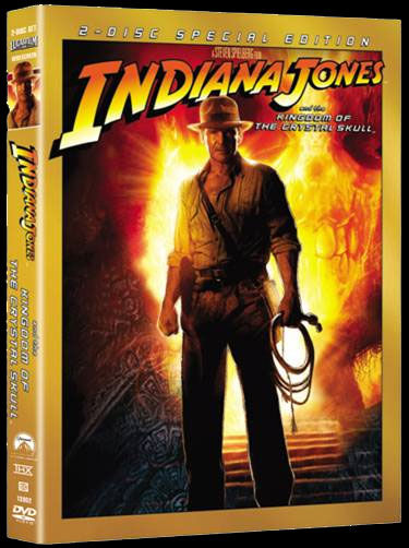 indy 4 dvd Indiana Jones 4 Special Edition DVD Giveaway [WINNERS!]