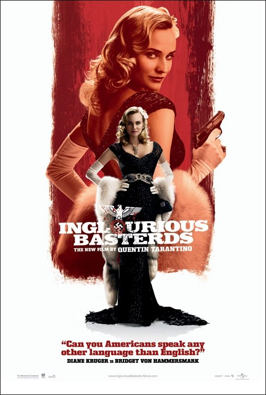 inglourious basterds new poster3 New Inglourious Basterds Character Posters