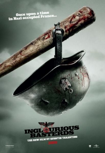 inglourious basterds poster1 Three New Inglourious Basterds Posters