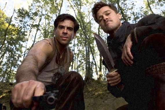 inglourious basterds review Inglourious Basterds Review