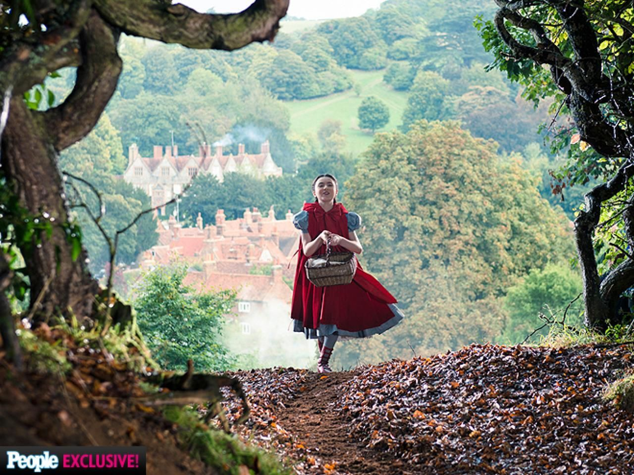 �into the woods� images disney�s musical fairy tale mashup
