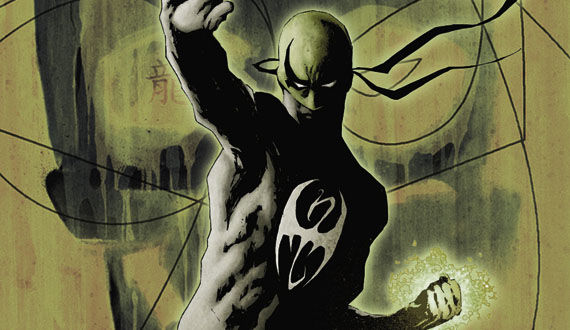 iron fist movie writer Marvel Begins Work on Iron Fist Movie