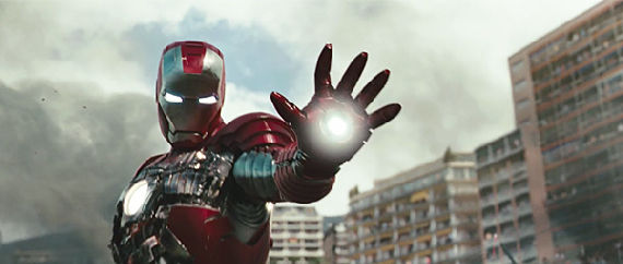 iron man 2 collapsable mark v armor Is The Avengers Movie Hurting Other Marvel Movies?