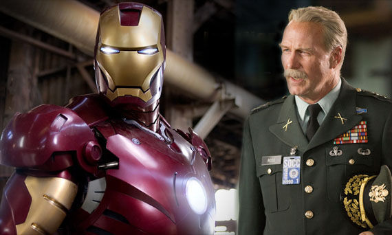 iron man 2 general ross cameos No General Ross in Iron Man 2 or Thor