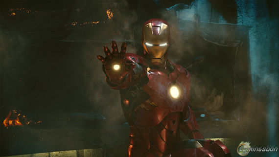 iron man 2 mark iv New Iron Man 2 Website is Sleek, Shiny & Awesome [Updated]