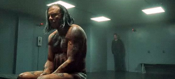 iron man 2 mickey rourke Iconic Moment In Cinema: Downey & Rourke in Iron Man 2