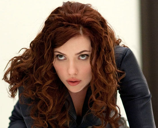 iron man 2 scarlett johansson as black widow Iron Man 2 Behind the Scenes plus Black Widow Spinoff?
