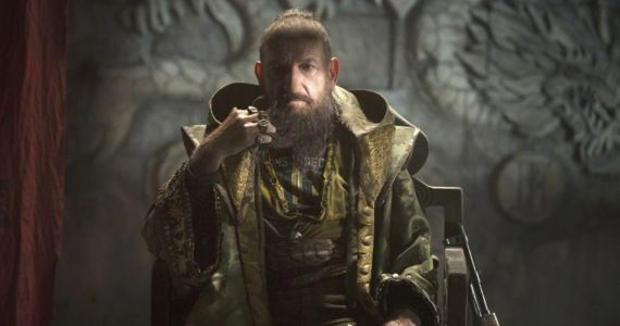 iron man 3 mandarin ben kingsley Ben Kingsley Talks The Mandarin in Iron Man 3