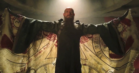 iron man 3 mandarin kingsley Ben Kingsley as The Mandarin in Iron Man 3