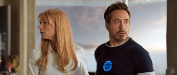iron man 3 trailer220 570x242 Robert Downey Jr. Talks Iron Man 3 Director Shane Black & Jon Favreaus Acting