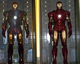 iron man armor 1 2 280x223 First Look At The Iron Man 2 Armor!