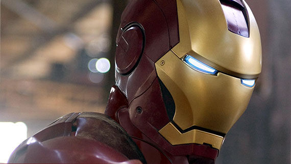 iron man audi1 WonderCon Interview: Jon Favreau Talks Cowboys & Aliens
