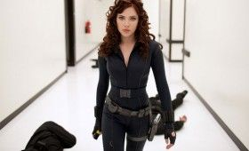 iron man black widow 280x170 New Iron Man 2 Website is Sleek, Shiny & Awesome [Updated]