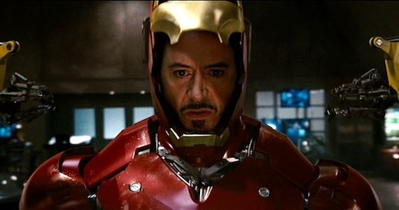 iron man main Joss Whedon Talks Female Superheroes; Expects RDJ in The Avengers 2