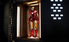 iron man suit avengers 280x170 The Avengers: Helicarrier Images & Captain America Costume Talk