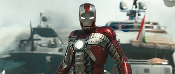iron man suitcase armor Second Official Iron Man 2 Trailer is Awesome