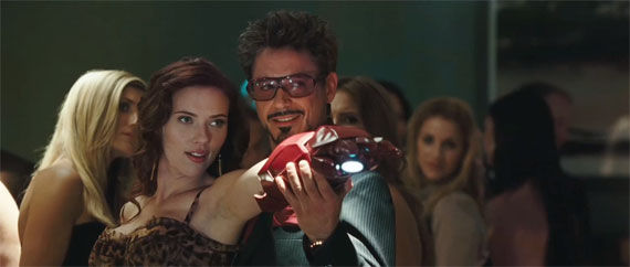iron man trailer2b Second Official Iron Man 2 Trailer is Awesome