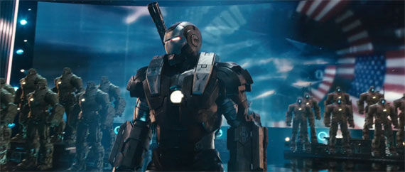 iron man trailer2c Second Official Iron Man 2 Trailer is Awesome