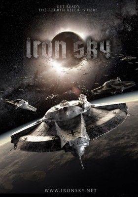 iron sky movie poster 280x399 The Second Official Iron Sky Trailer