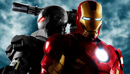 ironman2poster header Official Iron Man 2 Poster (Featuring War Machine!) [Updated]