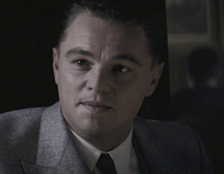 leonardo dicaprio j edgar movie