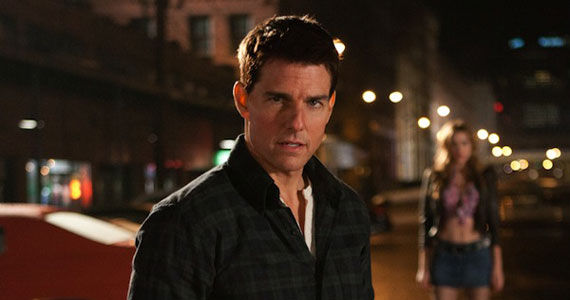 jack reacher tom cruise Jack Reacher Japanese Trailer & Featurette