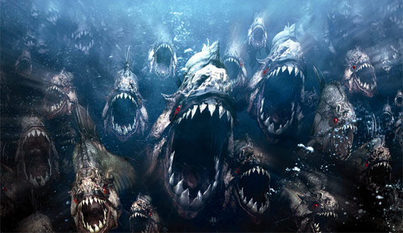 james cameron vs piranha 3d Industry Immaturity: James Cameron vs. Piranha 3D Producer