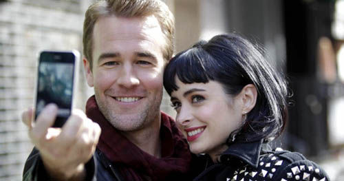 james van der Beek Krystin Ritter Apartment 23 Kevin Sorbo & Dean Cain To Play Themselves On ABCs Apartment 23