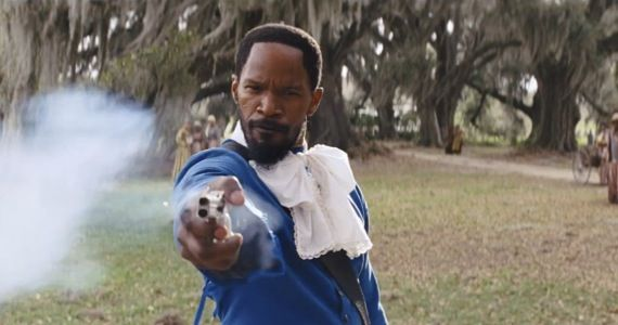 jamie foxx django unchained Comic Con 2012 Schedule: Saturday, July 14th