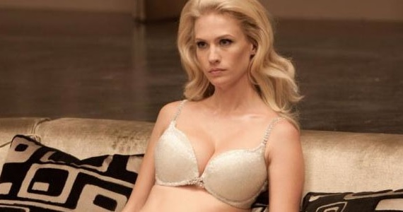 january jones emma frost x men days of future past X Men: Days of Future Past Wont Include January Jones as Emma Frost