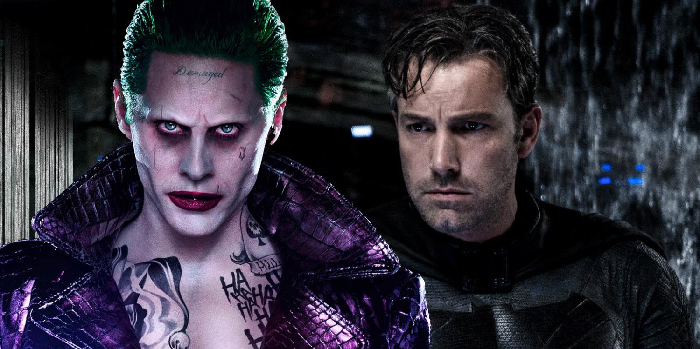 Jared Leto wants Joker to be in Ben Affleck's Batman movie