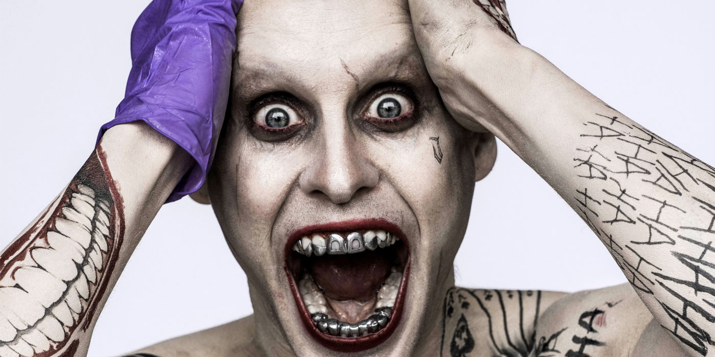 Suicide squad director shoots down jason todd joker theory for The joker tattoo
