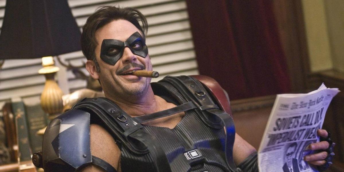 Jeffrey Dean Morgan Batman Vs Superman