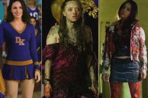 jennifers body pics Bloody Good Red Band Trailer for Jennifers Body
