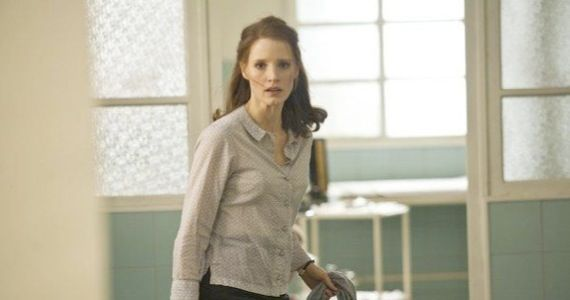jessica chastain the debt Jessica Chastain Heads To Oblivion; Rodrigo Santoro May Join Last Stand