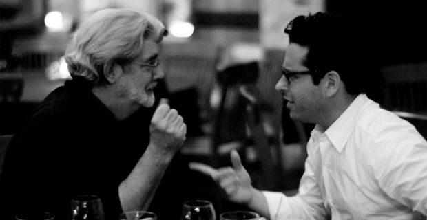 jj abrams star wars 7 writer Star Wars: Episode 7 Now Being Written by J.J. Abrams & Lawrence Kasdan