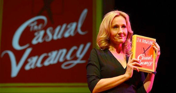 jk rowling casual vacancy stage J.K. Rowlings The Casual Vacancy is Becoming an HBO Mini Series