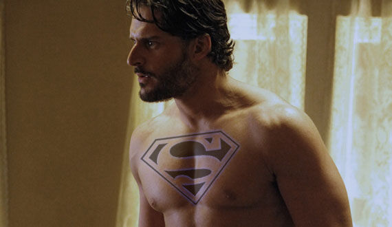 joe manganiello superman candidate True Bloods Joe Manganiello A Superman Candidate [Updated]