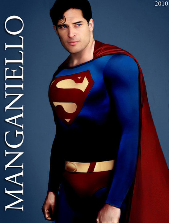 joe manganiello superman Has Joe Manganiello Become the Frontrunner to Play Superman? No. [Updated]