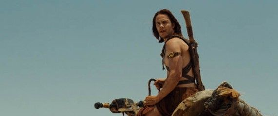 john carter 4 570x238 John Carter travels the Martian landscape