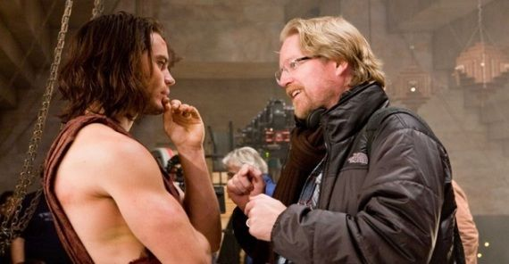 john carter andrew stanton Director Andrew Stanton Reflects on the Poor John Carter Box Office