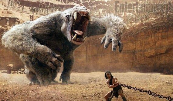 john carter image 570x334 The White Ape in John Carter
