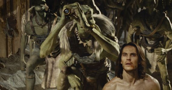 john carter introduction featurette John Carter Featurette: An Introduction to the Classic Sci Fi Franchise