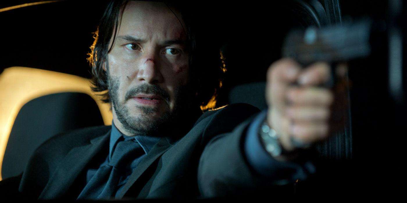 John Wick 2 villain rumors - Keanu Reeves