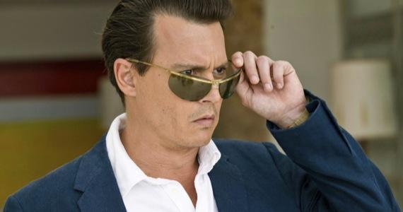 Johnny Depp to star in Mortdecai movie