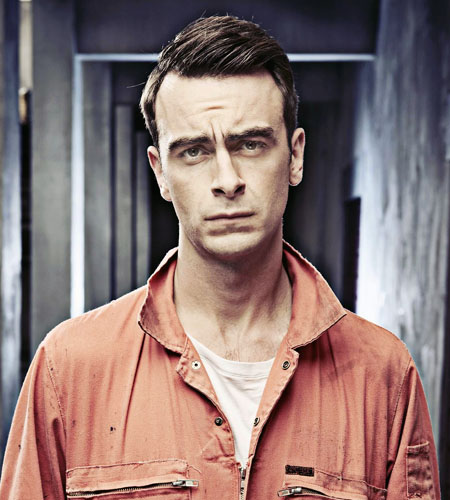 joseph gilgun doctor who