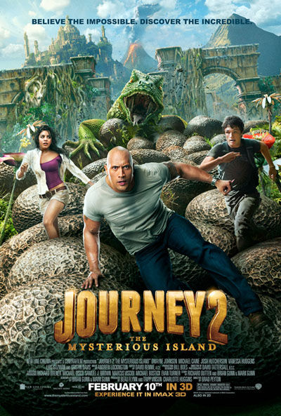 journey 2 poster Journey 2: The Mysterious Island Mega Prize Pack   Winner!