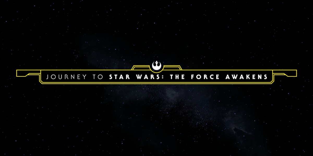 Journey to The Force Awakens - The Complete Guide to The Force Awakens's Backstory