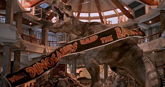 jp t rex Is Jurassic Park 4 Shooting this Summer?