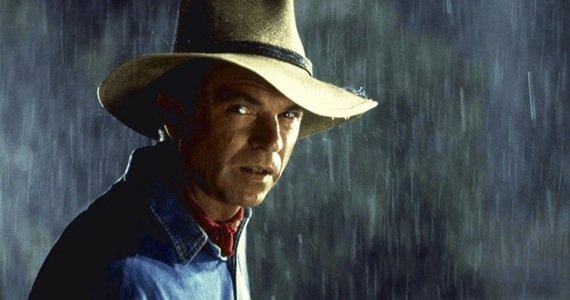 jurassic park 4 sam neill Sam Neill Talks Jurassic Park 4; Not Likely to Return as Dr. Alan Grant